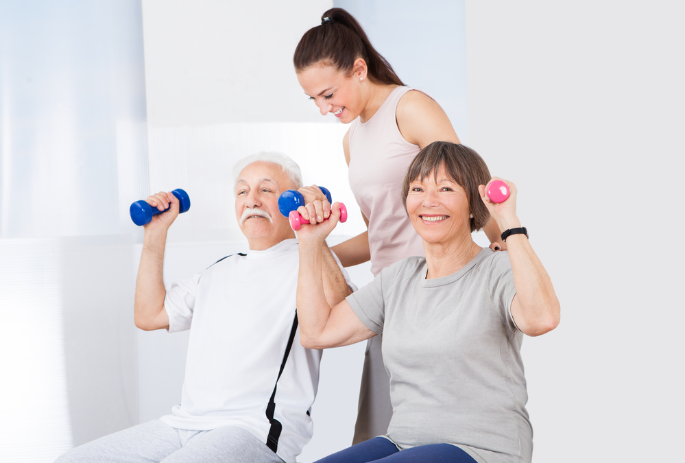 Different Chair Exercises for Seniors: Give your Health a Boost