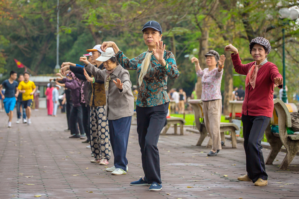 Tai Chi For Seniors: Health And Wellness For Our Older Generation