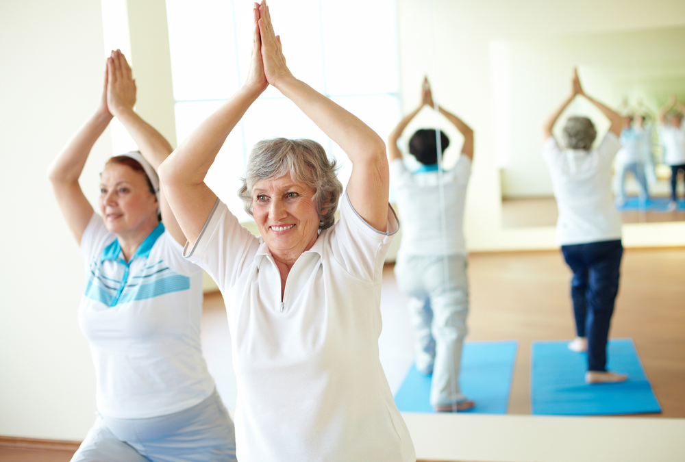 Yoga for Seniors for Over 60: Improving Mental Health and Promotes Relaxation